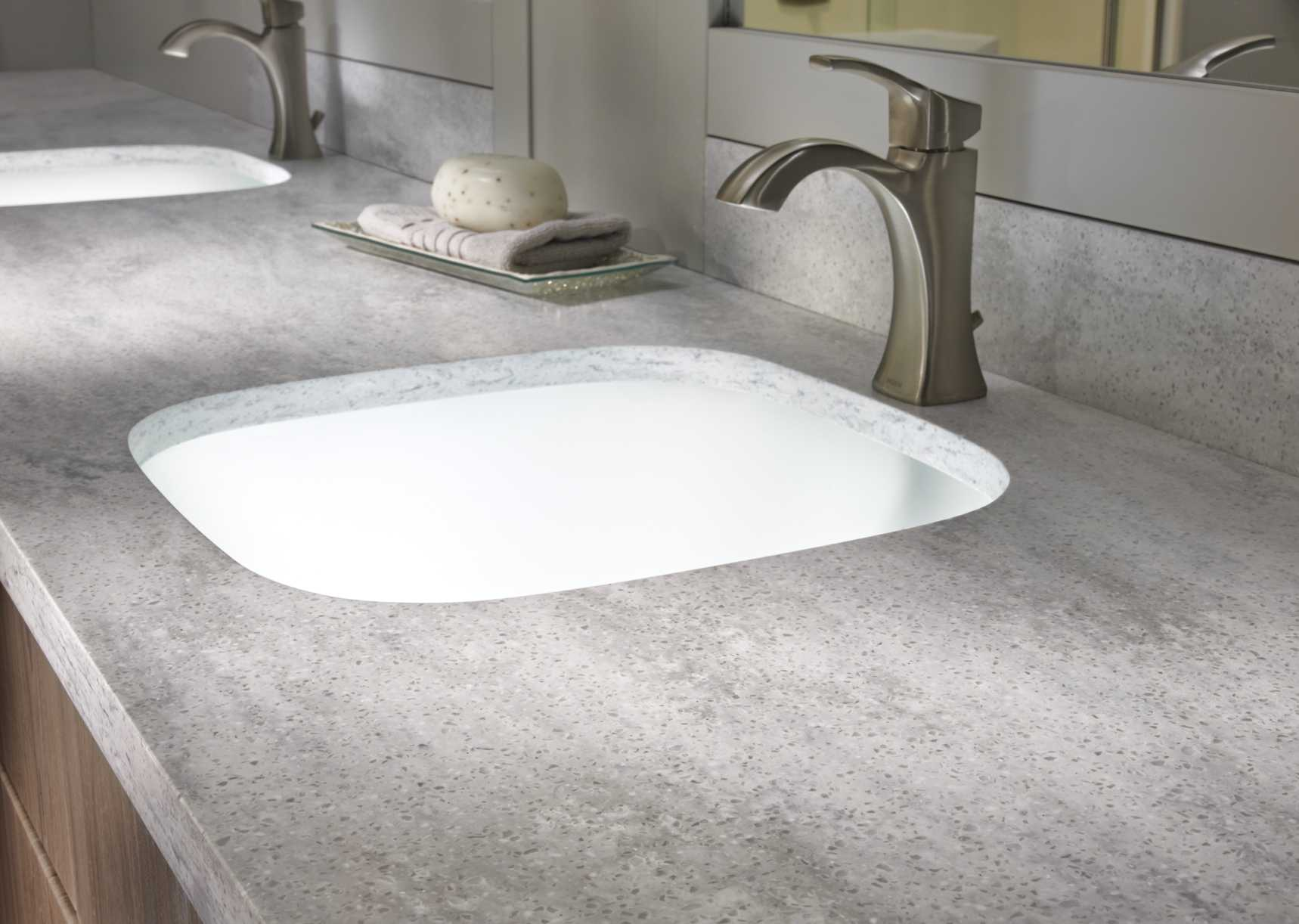 Private collection ohio valley supply company - Corian material ...