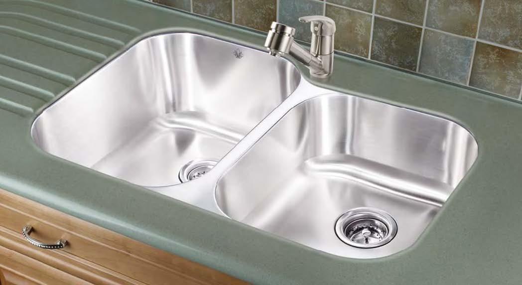 Blanco Undermount Kitchen Sinks Stainless Steel