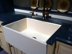 Corian residential photos ohio valley supply company for Corian farm sink price