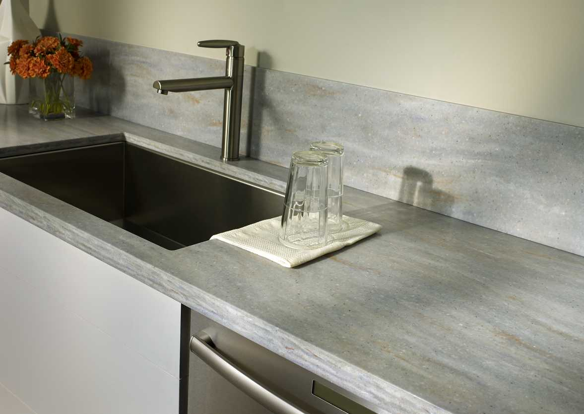 Private collection ohio valley supply company for Corian countertops