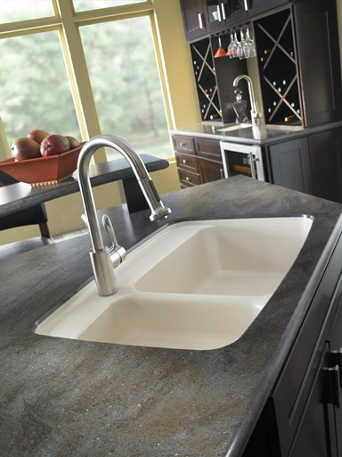 LavaRock_Double Sink