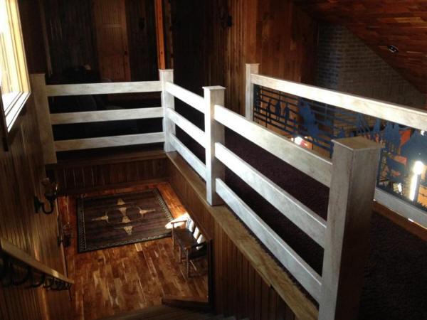 Corian Handrails