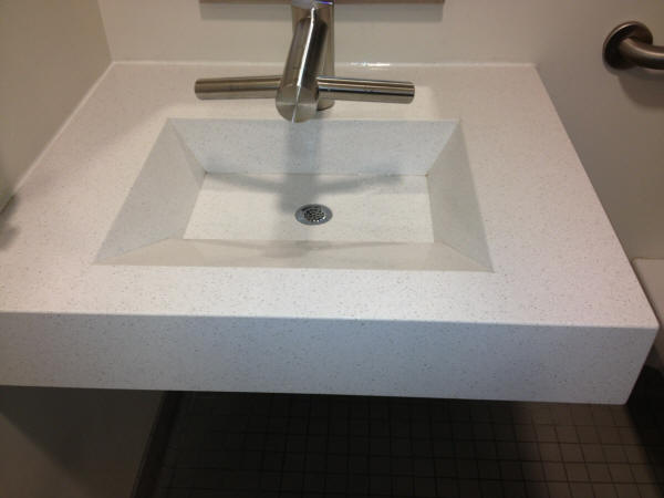 Zodiaq Trough Sink