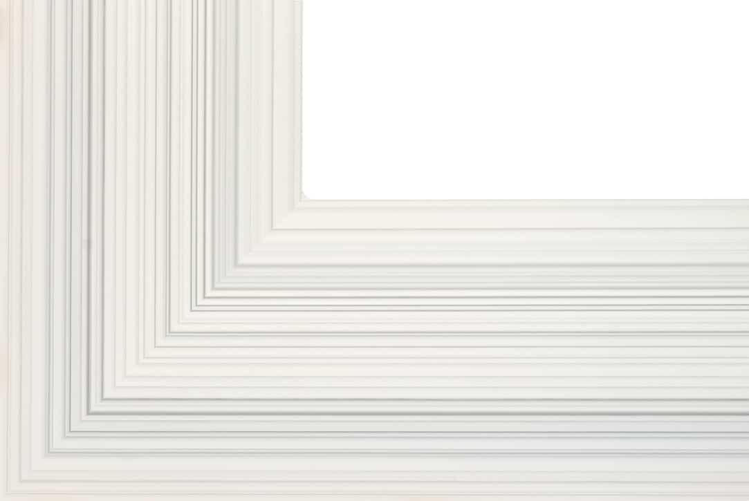 Silver Linear mitrecorner